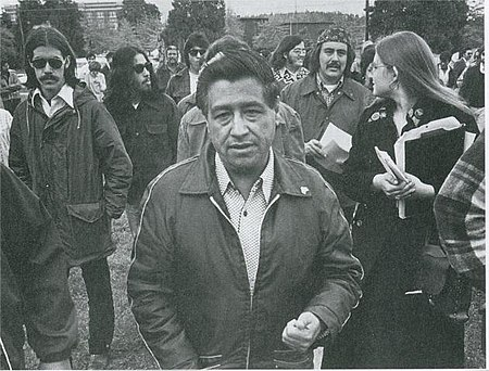 Celebrating Cesar Chavez Day on March 31